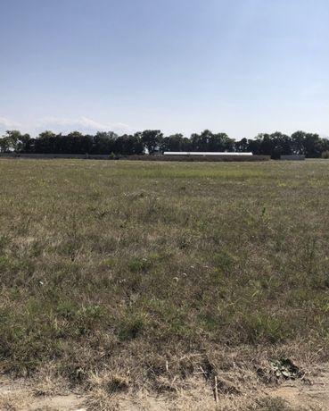 Продам земельный участок под застрой