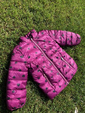 Демісезонна куртка lupilu, демисезонная курточка lupilu, 86 92 см