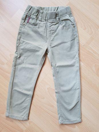 Spodnie dla eleganta na gumce 92/98