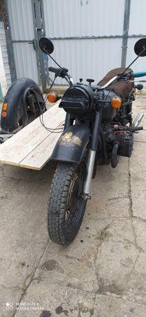 Продам мотоцикл К-750