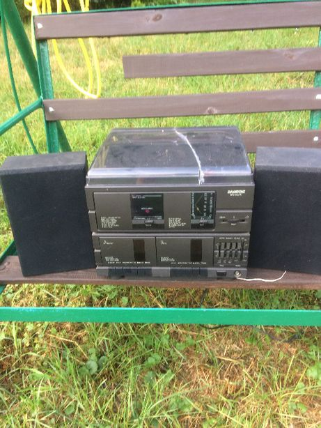 Radio z adapterem