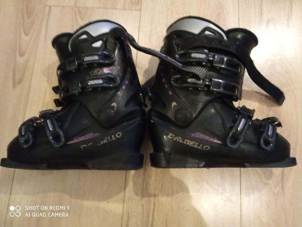 Buty narciarskie damskie, męskie Dalbello TX657 zewn275mm