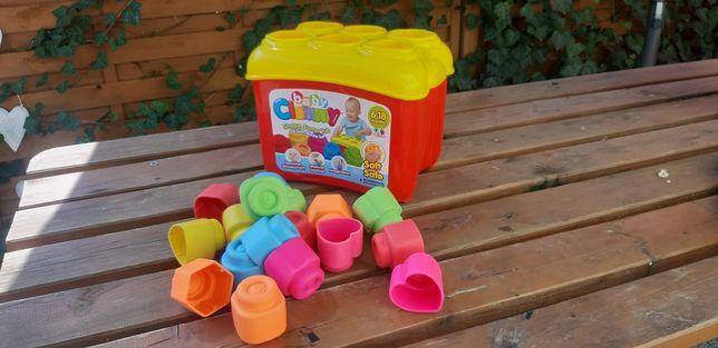 Zabawka edukacyjna serter klocków