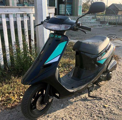 Honda Dio SR AF25
