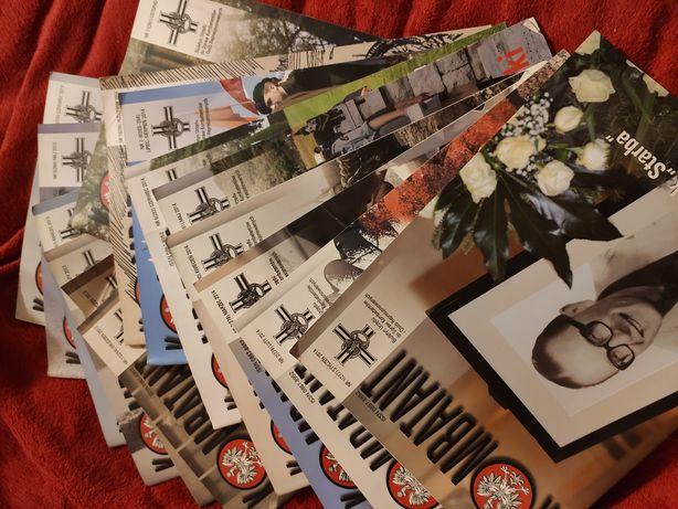 Cena za całość Kombatant czasopismo militarne patriotyczne 15 numerów
