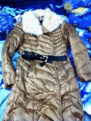пуховик женский курточка пальто