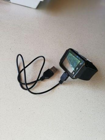 Smartwatch DZ09 preto