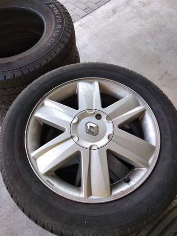 Alufelgi Renault 16 cali 4 szpilki