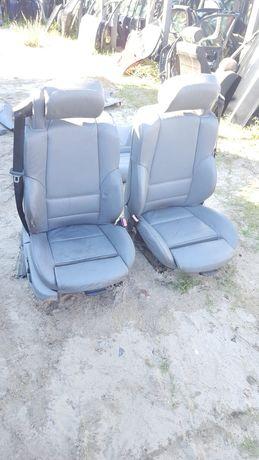 Skórzane wnętrze do BMW E46 cabrio