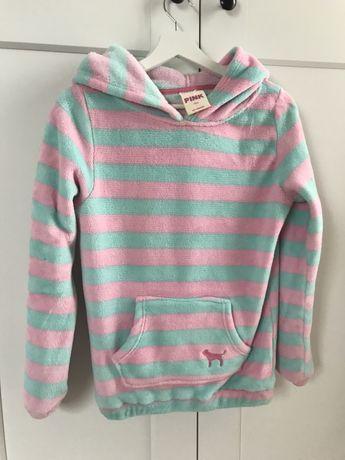 Vicotira's secret pink komplet dziewczęcy dres