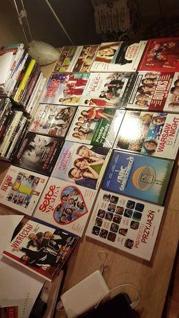 3.Zestaw 16 polskich filmow na dvd nowe lub raz obejrzane