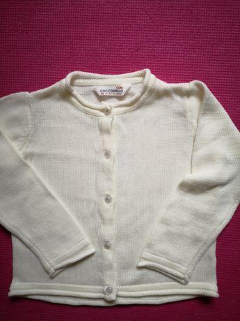 Sweterek rozmiar 98