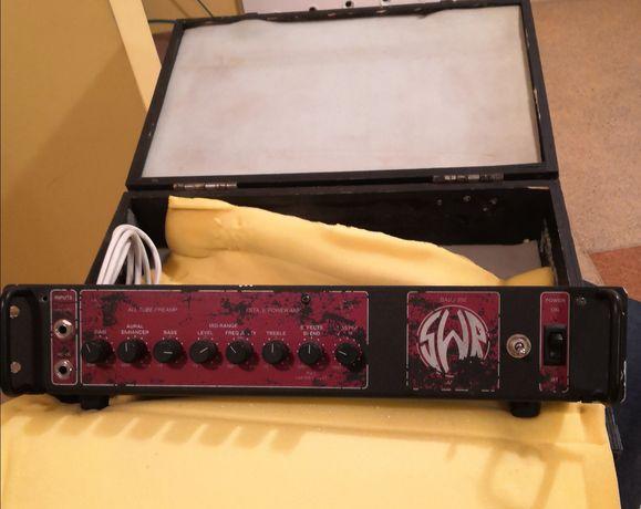Head basowy, głowa, SWR Red bass 350,