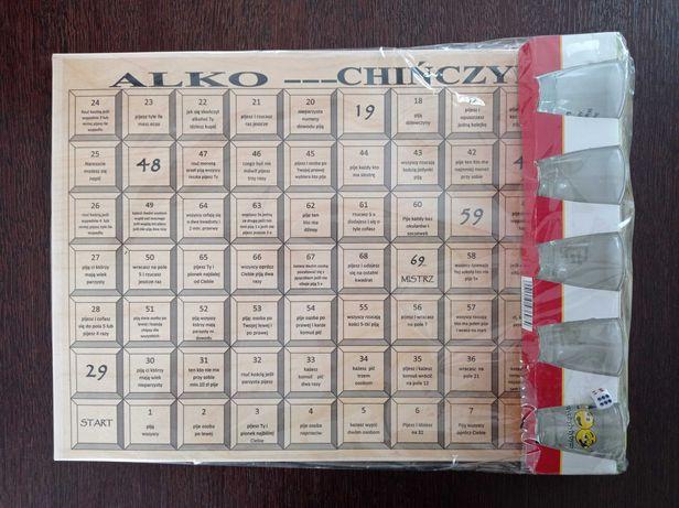 Nowa gra towarzyska ALKO CHIŃCZYK na jesienne wieczory