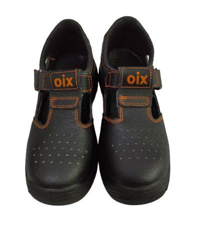 Buty bezpieczne OIX robocze sandały podnosek