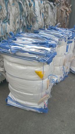 Big Bag worek używany Wymiar:95/95/145centymetrów Trociny/wióra