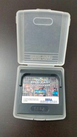 Jogo Game Gear Wrestlemania Steel Cage Challenge