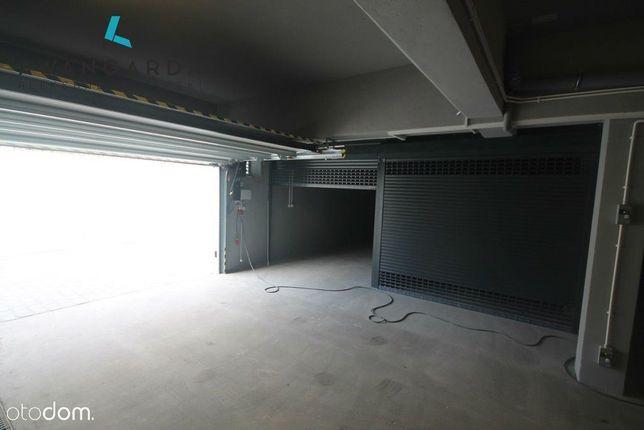 Bezpieczny, monitorowany garaż podziemny