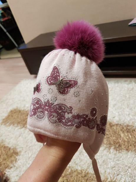 Зимняя шапка Barbaras