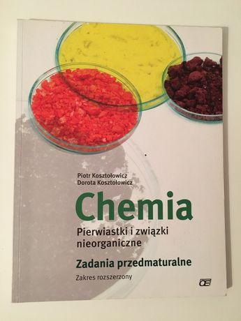 Chemia Pierwiastki i zwiazki nieorganiczne OE Zadania przedmaturalne