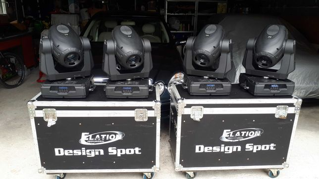 Elation Design Spot 250 Pro ruchoma głowa