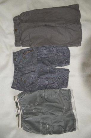 super spodnie, spodenki 3-6, 9-12.