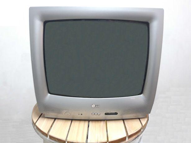 Sprzedam TV kineskopowy LG CK-20F84SX 20cali, we Antenowe,SCART/chinch