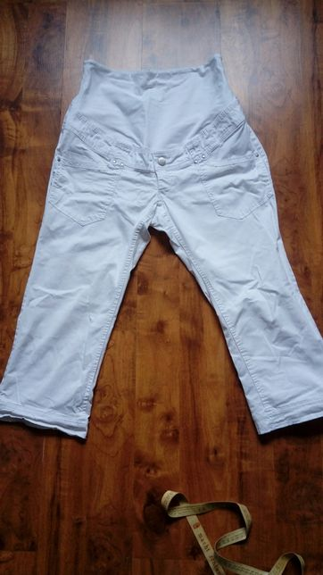 Spodnie ciążowe Spodnie rybaczki ciążowe