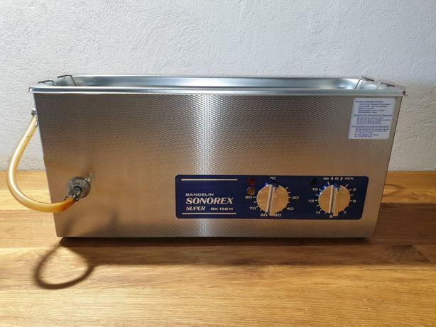 Profesjonalna myjka ultradźwiękowa Bandelin Sonorex RK 156 gaźniki
