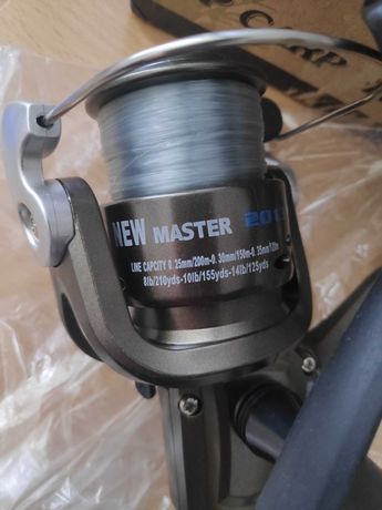 kołowrotek new master 2013