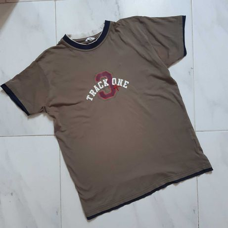Мужская футболка бавовна брендовая футболка на подростка Guess GAS S