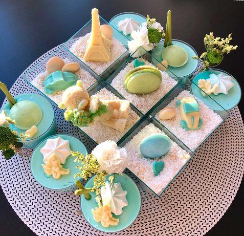 Autorskie desery catering  w pucharkach DARINI sweets