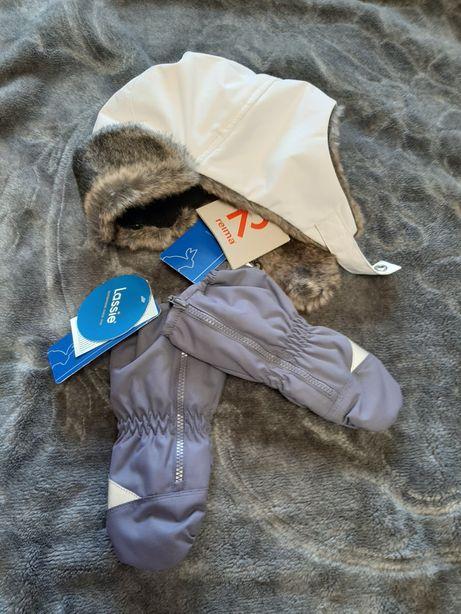 reima шапка зимняя