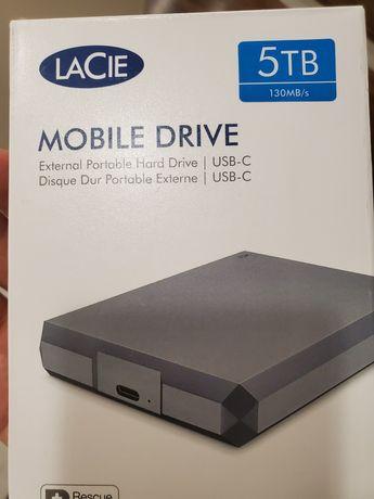 lacie mobile drive 5Tb