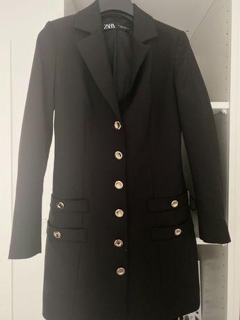 Vendo vestido blazer zara