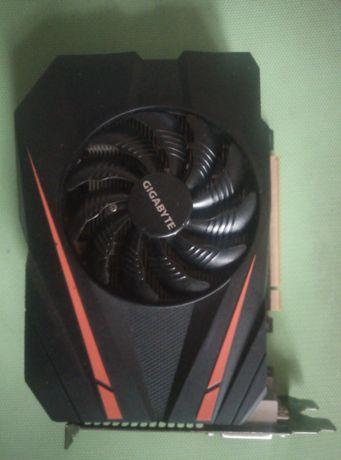 Gigabyte PCI-Ex GeForce GTX 1070 Mini ITX OC 8GB GDDR5 (256bit)