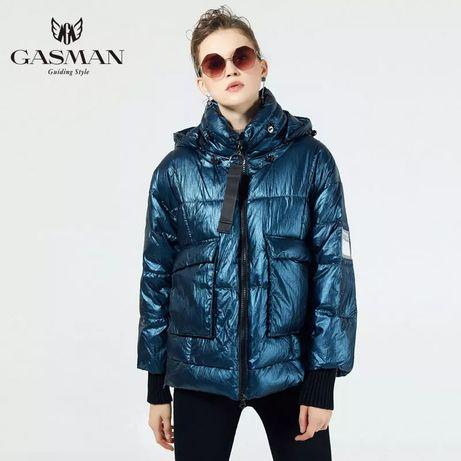 Женская  зимняя куртка Gasman