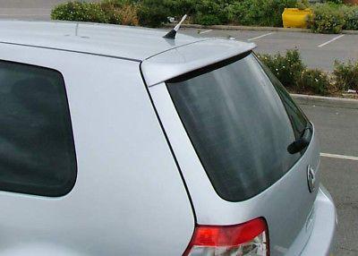 Спойлер для Volkswagen Golf 4 стиль R32.Козырек ,реснички на Гольф 4 .