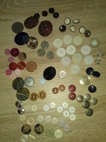 kolekcja guzików