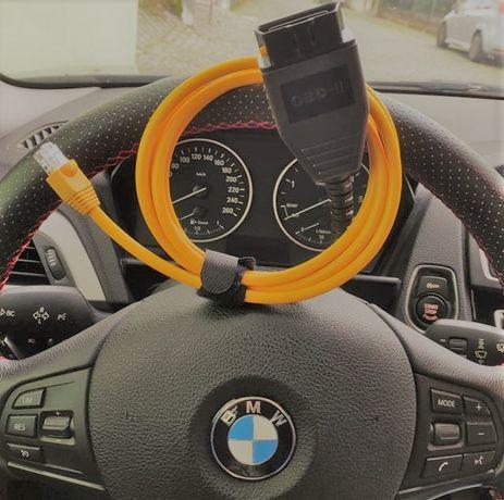 Cabo Diagnóstico ENET BMW - NOVO