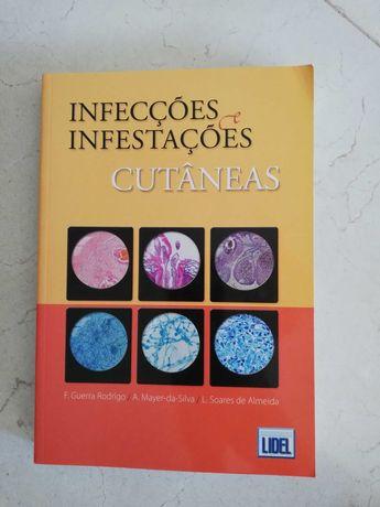 Livro LIDEL - Infecções e infestações cutâneas