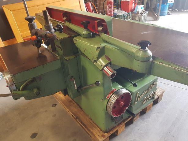 Garlopa desengrossadeira furador de 400 maquinas de carpintaria