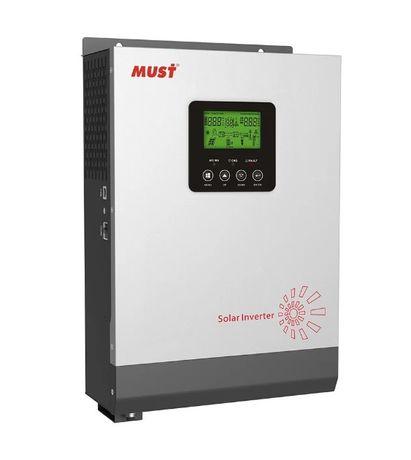 Инвертор автономный 5 кВт MUST PV18-5048 VPK контроллер PWM 60А 60А