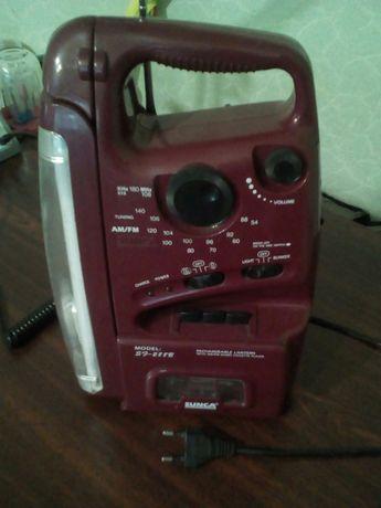 Радио светильник