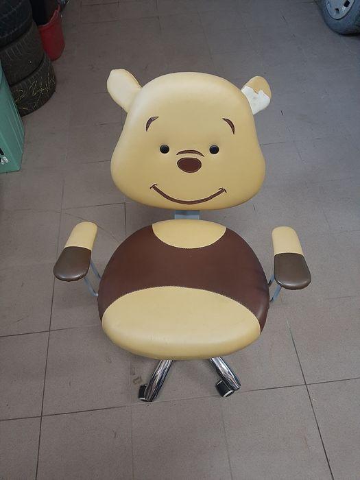 Sprzedam krzesło Miś Puchatek Wrocław - image 1