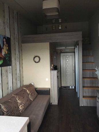Продам 2-х уровневую квартиру-студию ЖК Воробьёвы Горы S5