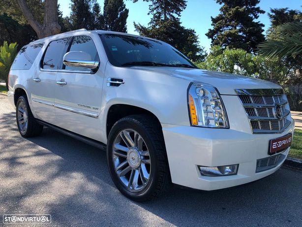 Cadillac Escalade Platinum ESV 6.2 V8