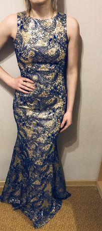 Платье (рыбка ) вечернее