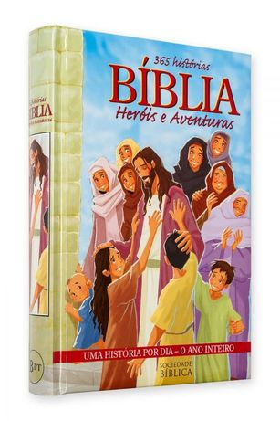 Biblia juvenil_365 histórias