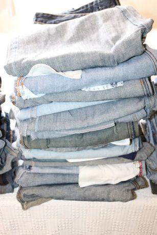 Calças e calções - como novo